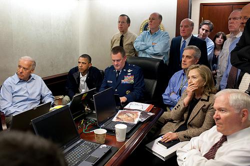 Prezydent Obama na wojnie