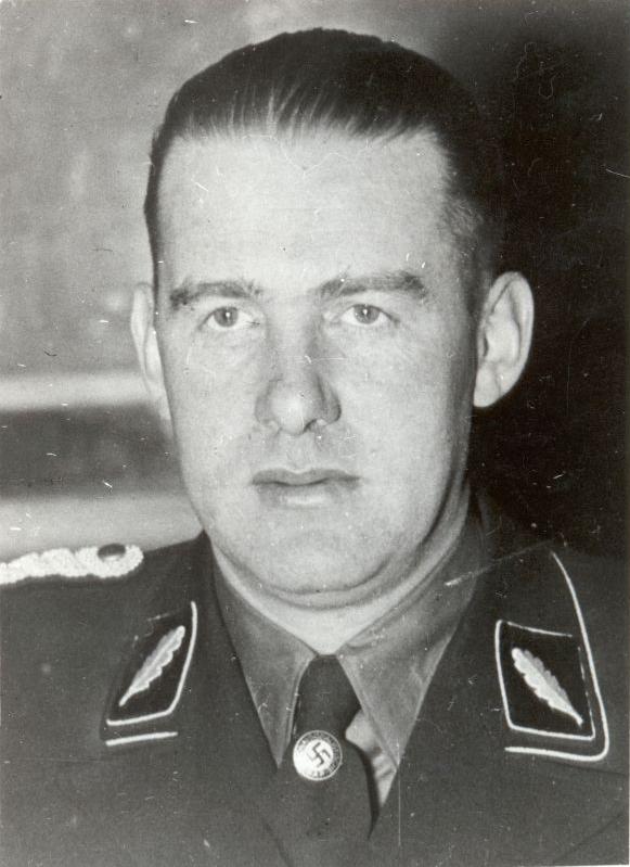Odilo Globocnik, 1938 r. Fot.: Bundesarchiv_Bild_146-2007-0188