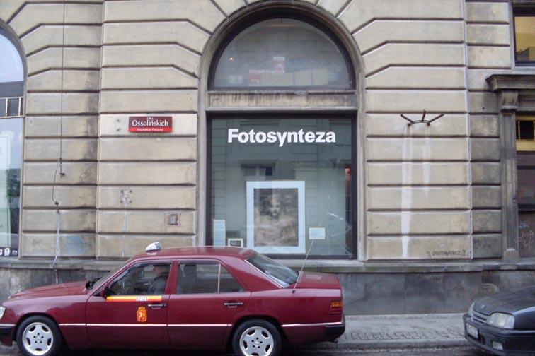 Fotosynteza w oknie na ul. Ossolińskich w Warszawie, 3.12.2012.