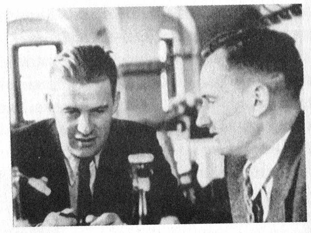 Globocnik i Reiner. Fot. nr 3 z książki B. Riegera.