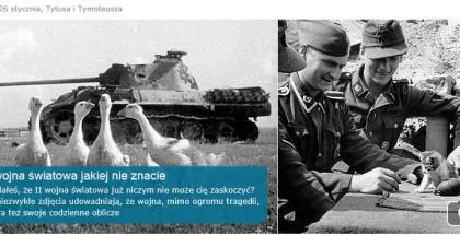 Fragment strony Onet.pl z 26.1.2013 roku.