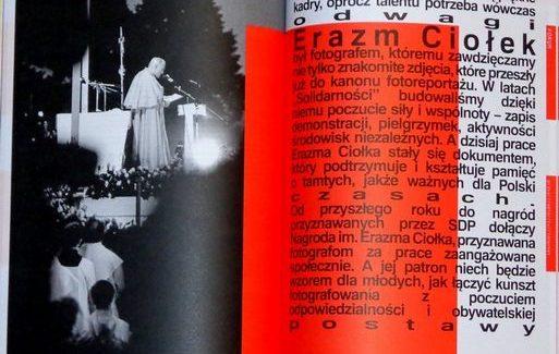 """""""Świat według Erazma Ciołka"""" w """"Forum dziennikarzy"""""""