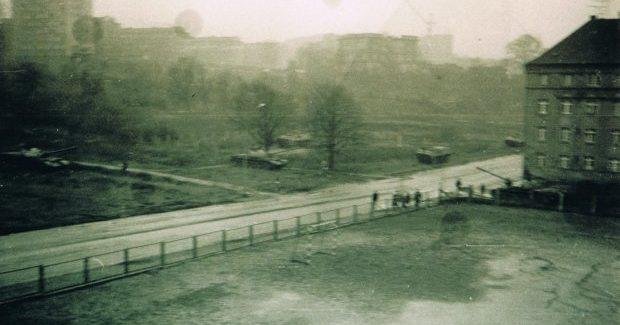 Nieznane zdjęcia z Grudnia '70 w Szczecinie