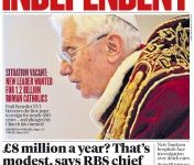 """""""The Independent"""" 12.02.2013"""