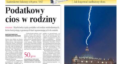 """""""Rzeczpospolita"""" 13.02.2013"""