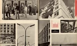 """Wiesław Prażuch, Fotoreportaż: A jednak!, """"Świat"""", nr 36 z 1961 r., s. 12-13, MNW"""
