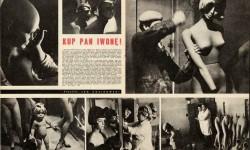 "Jan Kosidowski, Fotoreportaż: Kup pan Iwonę!, ""Świat"", nr 8 z 1967 r., MNW"