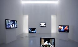 A.K. Burns, Pokaz dotyku [Touch Parade], 2011. Foto: Gert Jan van Rooij. Za zgodą artysty i Callicoon Fine Arts, New York.