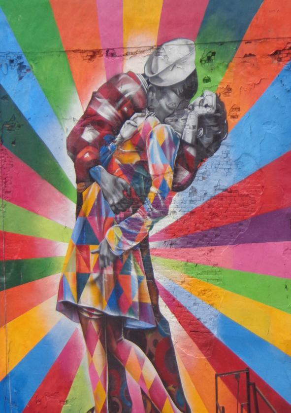 15 sierpnia – Pocałunek na koniec wojny