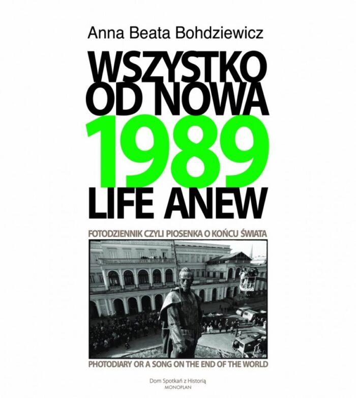 Anna Beata Bohdziewicz – książka i spotkanie