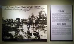 """Wystawa """"Wielka Wojna na Wschodzie (1914–1918). Od Bałtyku po Karpaty""""."""