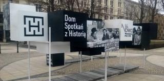 Na nowo. Warszawiacy 1945-1955