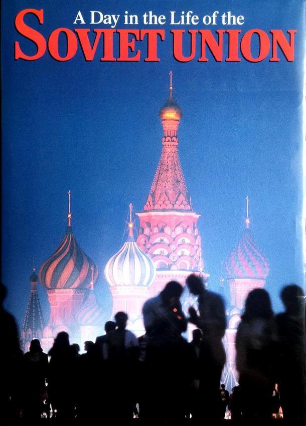 Dzień z życia Związku Sowieckiego