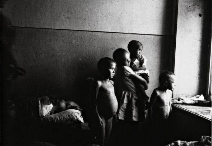 Bezlitosne fotografie: głód w Rosji w latach 1921-1923